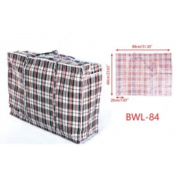 Plastic Woven Storage Bag Large Storage l80*h60*w20