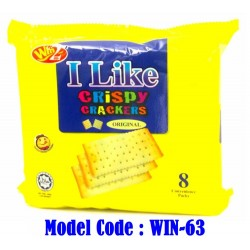 18g 8pcs I Like Crackers-Original(938F)